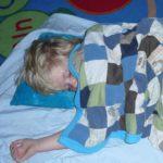 Repatchit, patchwork personnalisé : Une petite couverture pour mon fils pour son temps calme à la maternelle