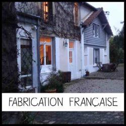 Fabriqué en France à Saint Leu La Forêt en Val d'Oise