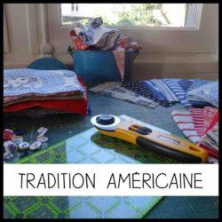 Les traditions américaines : Patchwork, quilting et memory quilt