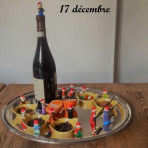 17 décembre, les lutins Lego voudraient faire du Gloegg (vin chaud)