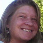 """Tanja Kiorboe Vanpeene, la créatrice des """"memory quilts"""" (patchwork personnalisé) de Repatchit"""