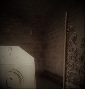 visitez le crypte de l'eglise St Gilles