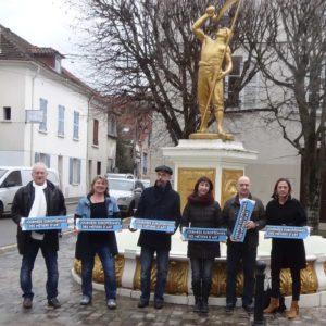 6 des artisans qui participent à JEMA 2018 à Saint Leu La Forêt. Photo Place de la Forge.