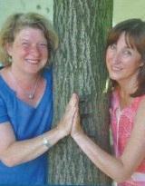 Tanja et Christine