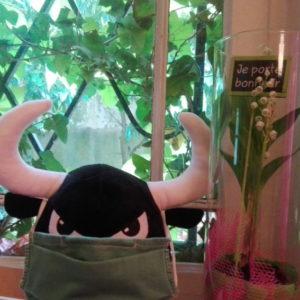 Bad toro muguet de mai