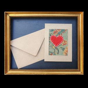 Carte de vœux Une Année d'Amour