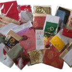 LEs kits avec les matériaux pour faire les activités du calendrier de l'avent Repatchit 2020